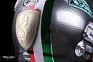 Спеціальний шолом Себастьяна Феттеля на Гран Прі Італії