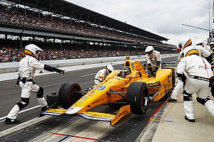 McLaren: Estar na Indy ajuda a aumentar apelo para patrocinadores