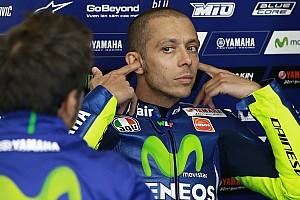 MotoGP BRÉKING Rossi: