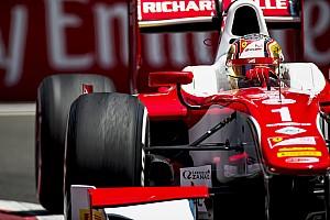 FIA F2 Prove libere Prema al top nelle Libere in Austria con Leclerc e Fuoco