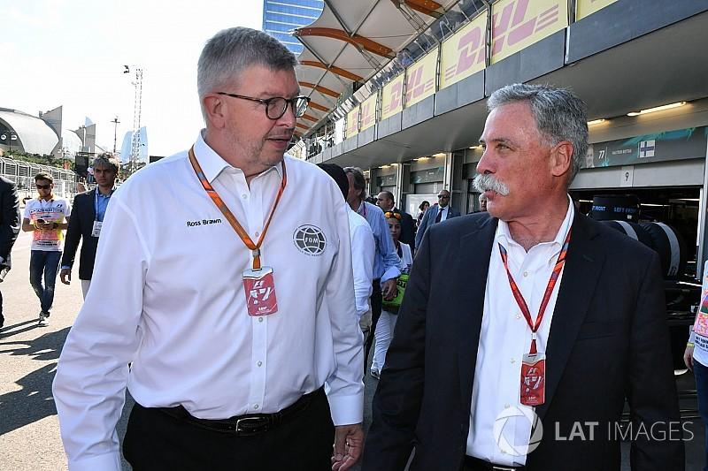 F1 presentará su visión del futuro a los promotores