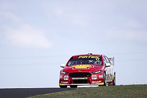 Supercars Breaking news Premat to sit out Supercars co-driver sessions