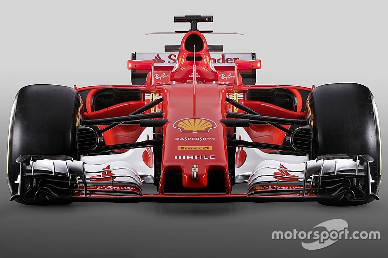 Ferrari a confronto: guarda le differenze fra SF70H e SF16-H