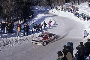 WRC Galería Toyota y la primera piedra para volver a los tiempos de Sainz
