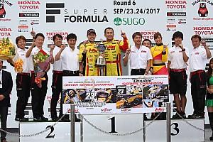 全日本F3 速報ニュース 最終ラップでまさかの展開…坪井が今季9勝目も、高星チャンピオン決定