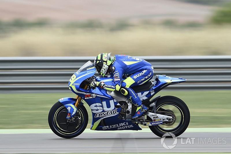 Iannone : De meilleurs résultats passent par l'amélioration de la moto