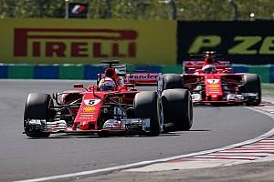 Formule 1 Actualités Vettel assure que Räikkönen est libre de se battre avec lui