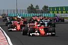La F1 podría estandarizar algunas partes para controlar el gasto, según Carey