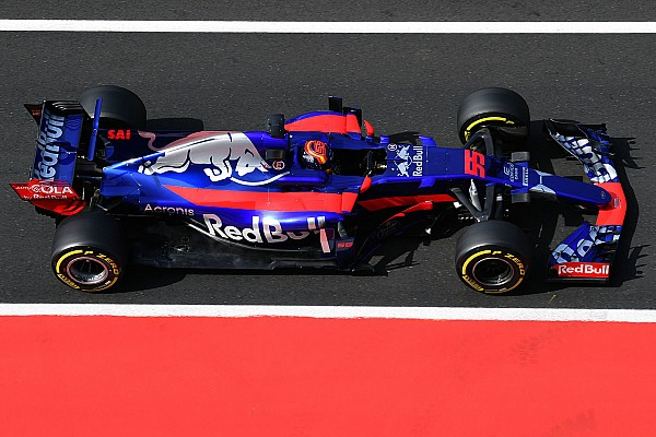 Formula 1 Breaking news Toro Rosso expecting