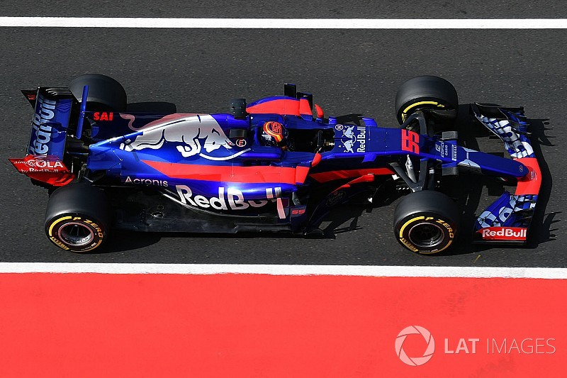 Toro Rosso espera corridas problemáticas em Spa e Monza