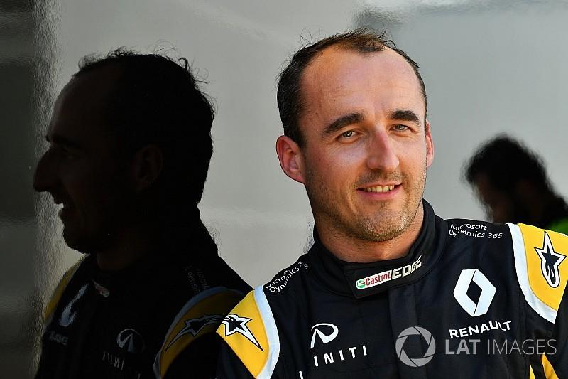 """Robert Kubica: Renault hat """"noch nicht alle Antworten"""" für F1-Comeback"""