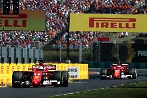 Formula 1 Breaking news Vettel admits Raikkonen