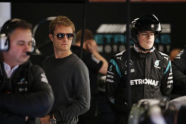 罗斯伯格希望继续涉足赛车运动