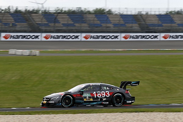 Lausitzring DTM: Wickens leads British trio in second qualifying