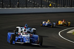 IndyCar 速報ニュース 【インディ500】初日10番手の佐藤琢磨「走り出しから安定性が高い」