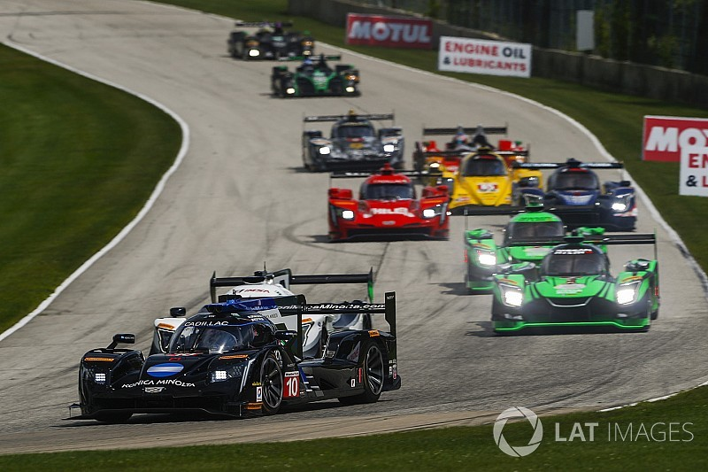Michelin va devenir fournisseur officiel de l'IMSA en 2019