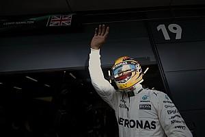 Formule 1 Réactions Wolff : Hamilton