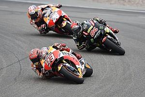 MotoGP News MotoGP-Fahrer Marquez, Rossi & Folger einig: 20 Rennen wäre Maximum