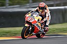 MotoGP Honda MotoGP riders try new chassis in Brno test