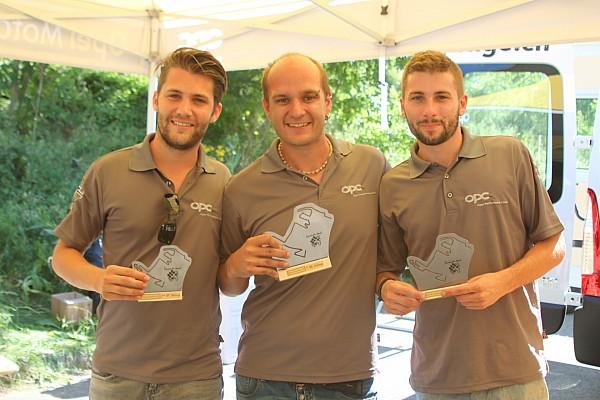 OPC Challenge: Erfolgreiche Rückkehr von Sandro Fehr