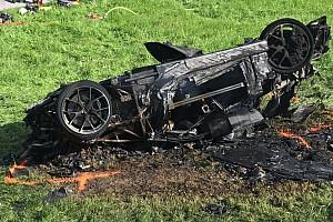 Hillclimb Noticias de última hora Richard Hammond, transportado en helicóptero después de un accidente