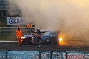 Otros rallies Crónica de Carrera Sordo rompe el motor en la última prueba del Monza Rally Show