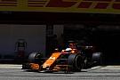 Alonso pembalap pertama jajal mobil F1 2018 McLaren