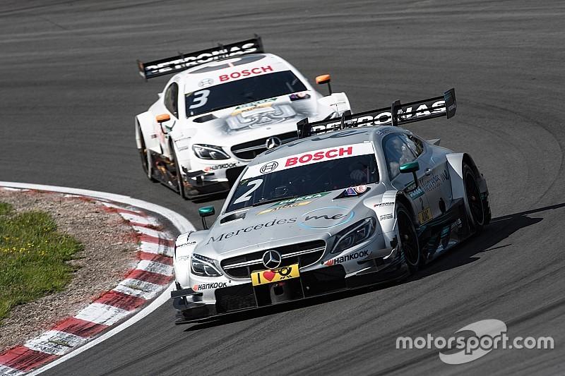 Mercedes, DTM ayrılığı sonrası pilotlarını tutmak istiyor