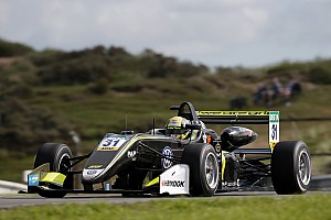 F3 Europe Breaking news Norris loses Zandvoort F3 pole to Ilott after penalty