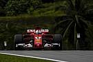 Vettel carga contra Lance Stroll por el incidente en Malasia