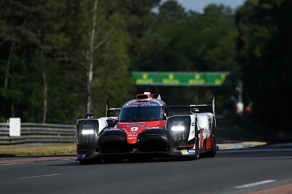"""Le Mans Toyota admite que 3º carro em Le Mans foi """"desperdício"""""""