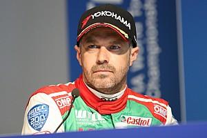 WTCC Actualités Monteiro à nouveau forfait pour le Japon
