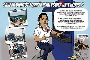 Formule 1 Contenu spécial L'humeur de Cirebox - Sauber-Honda, mariage de raison?