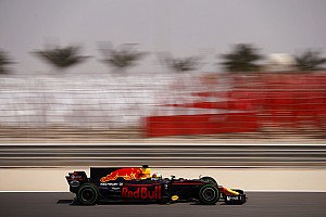 F1 Reporte de pruebas Ricciardo bate a Hamilton en la primera mañana de test en Bahrein
