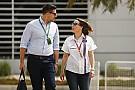 Формула 1 Клер Вільямс вийшла заміж