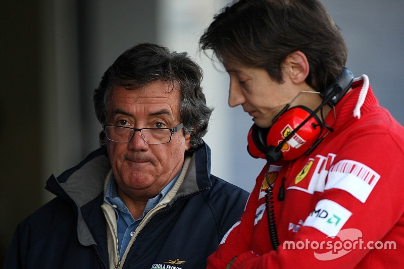 Minardi, Ferrari'deki değişikliklerden memnun