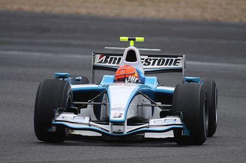 C'était un 12 janvier: Michael Schumacher au volant d'une GP2