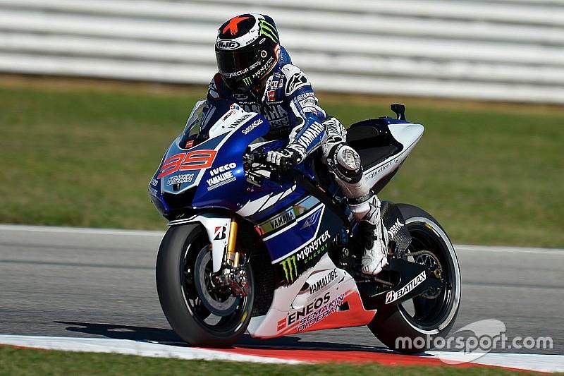Lorenzo: Darum ist es heute schwieriger, mit einer Verletzung zu fahren