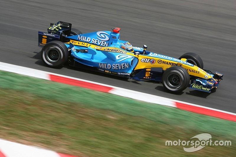 Briatore: Darum war der Renault in der Alonso-Ära Blau-Gelb