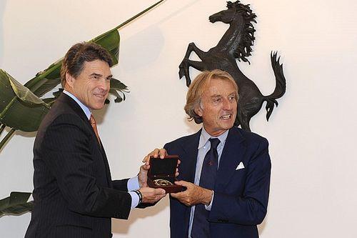 """Montezemolo: """"Hibrit motorları kabul ederken, İtalya'daki teknoloji açığını küçümsedim"""""""