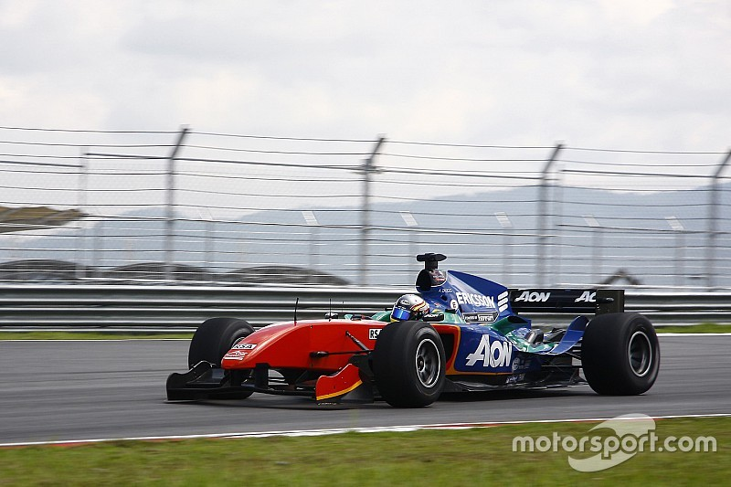 A1GP cars set to return in new African series