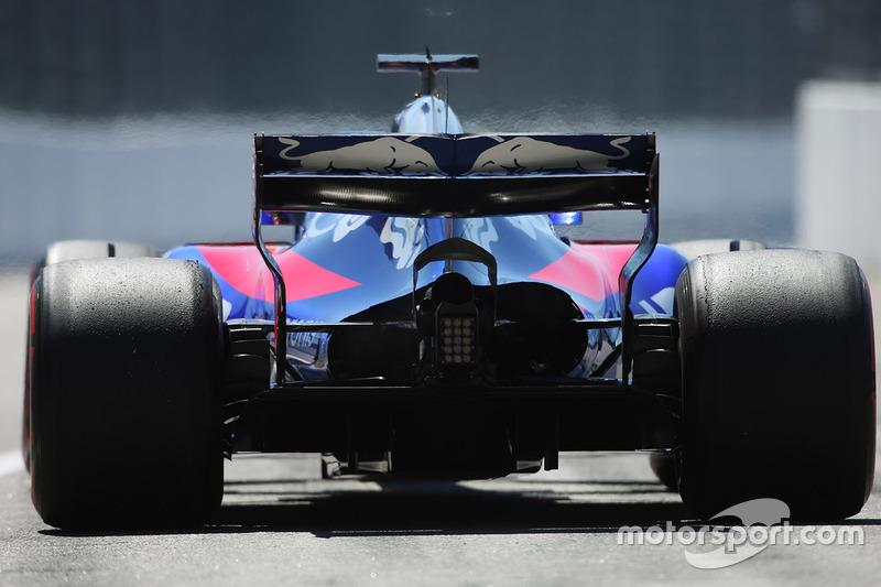 14. Данііл Квят, Toro Rosso — 2