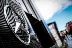 Mercedes-Benz F1 logo