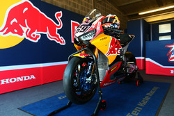 La moto di Nicky Hayden, Honda World Superbike Team
