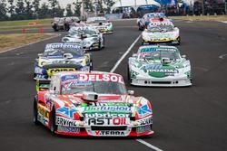 Juan Pablo Gianini, JPG Racing Ford, Carlos Okulovich, Maquin Parts Racing Torino, Julian Santero, C