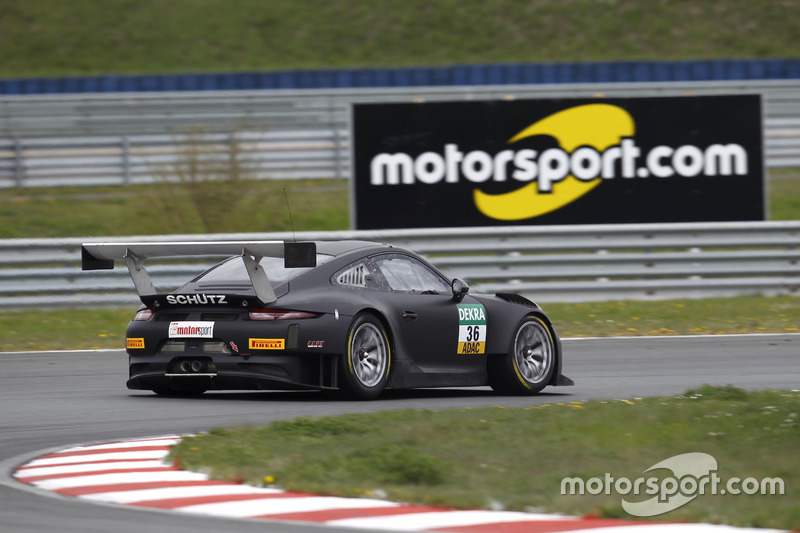 #36 bigFM Racing Team Schütz Motorsport, Porsche 911 GT3 R