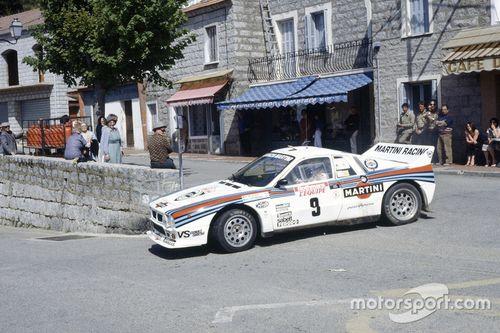 Rallye Korsika