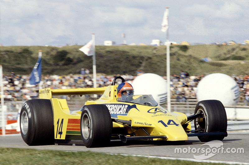 Emerson Fittipaldi, Fittipaldi F6A Ford