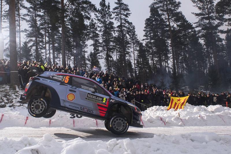 Тьерри Невилль, Николя Жильсуль, Hyundai i20 WRC