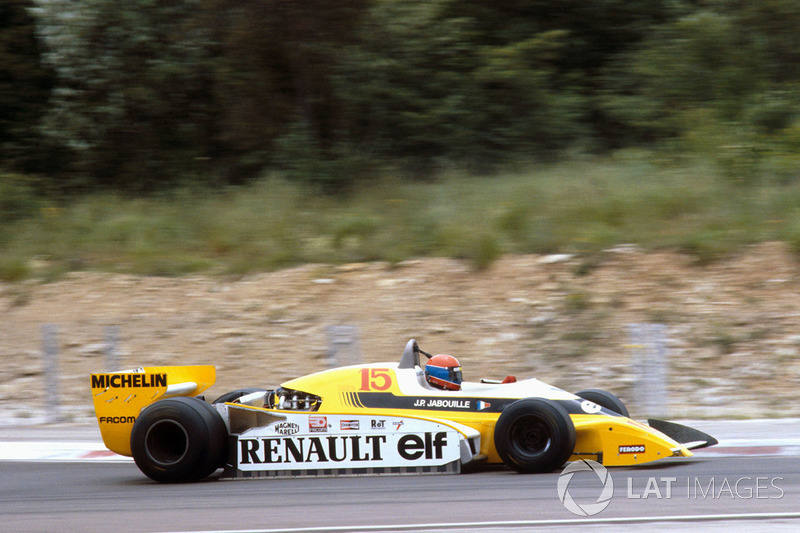 22. Франція-1979, Діжон-Пренуа: Жан-П'єр Жабуй, Renault RS10 - 1.07,190